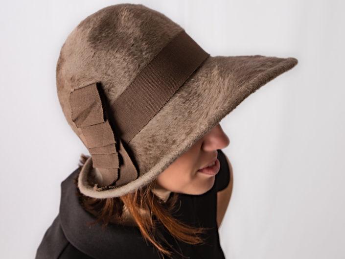 Dettaglio Cappello Vintage