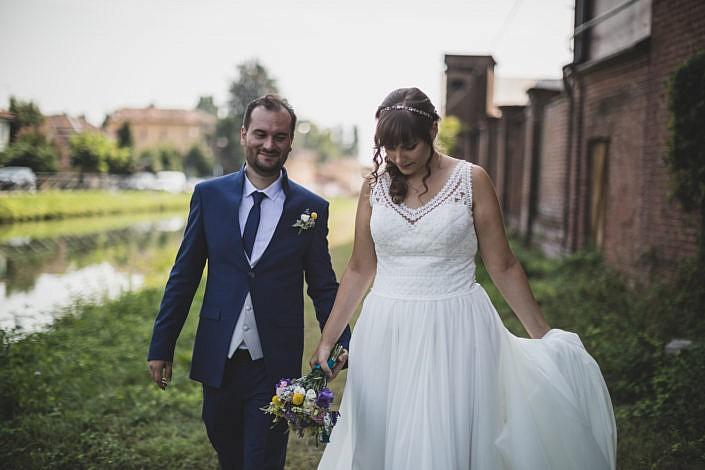foto spontanee matrimonio